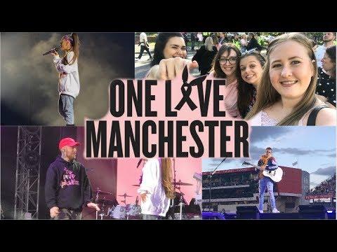 One Love Manchester Vlog 💗 KelseaWebb97x