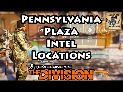 The Division - Pennsylvania Plaza - Intel Locations - 4K Ultra HD