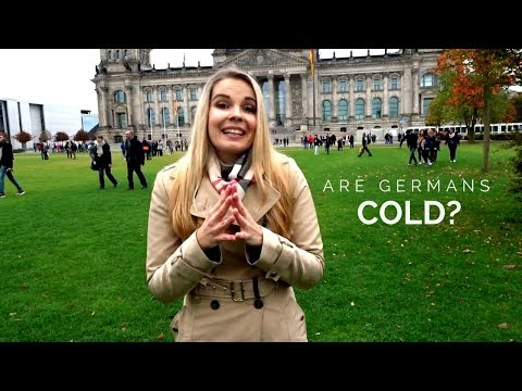 Are Germans Cold?