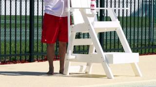 Everondack® Lifeguard Chair - Lg 507