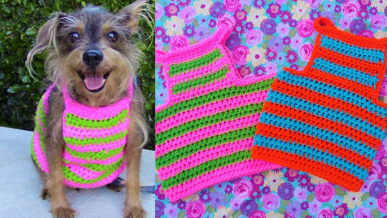 7ce213701d55 ALL SIZES Summer/Cat Crochet Tank Top Tutorial| HD - YouTube