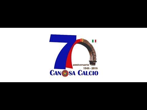 Canosa Calcio. Il via alla stagione 2018/19.