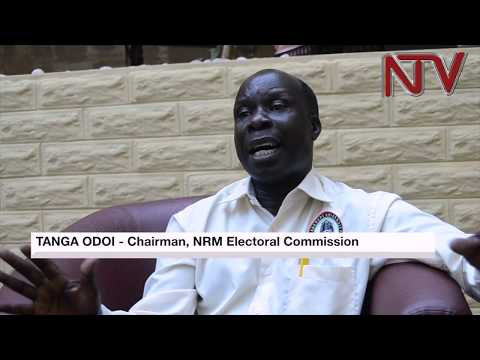 Tanga Odoi accuses NRM Secretary General Justine Lumumba of inflating party staff numbers