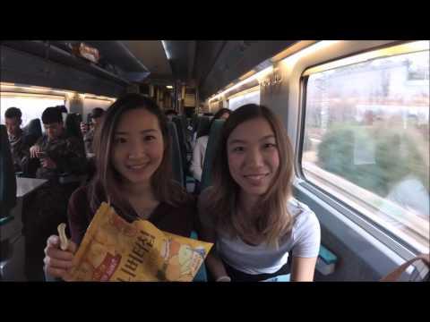 Korea Travel Vlog Part I: Highlights