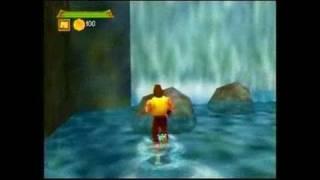 Hercules: The Legendary Journeys Nintendo 64 Gameplay