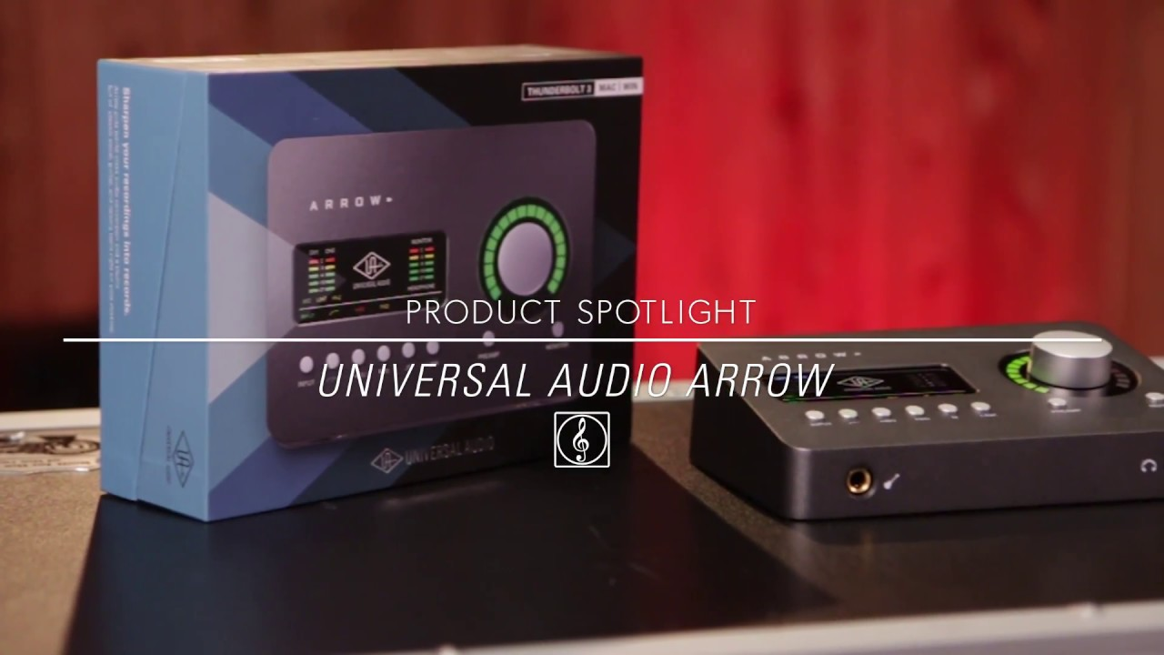 Arrow Audio Interface