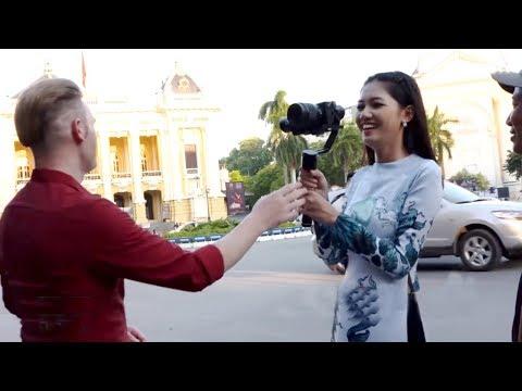 🏝️ Muôn kiểu 'lầy lội' nhất quả đất của ca sĩ Kyo York và Á hậu Thanh Tú trong HTVHV