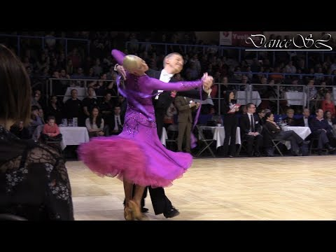 10 Dance International Standard Semi-Final 24/03/2018 Maisons-Laffitte 34è Tournoi International