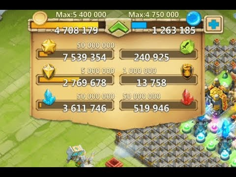 Castle Clash - Best Way To Get Honor Badges Quickly For F2P Players - Hindi