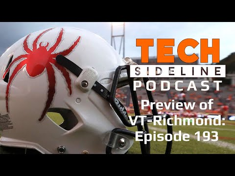 Download VT-Richmond Preview: TechSideline Podcast Episode 193