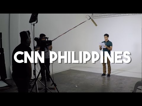 CNN Philippines (Vlog 3 - Driving in Manila)