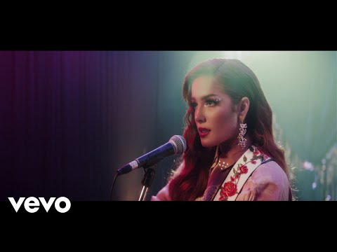 Halsey - Finally / Beautiful Stranger (7 ноября 2019)