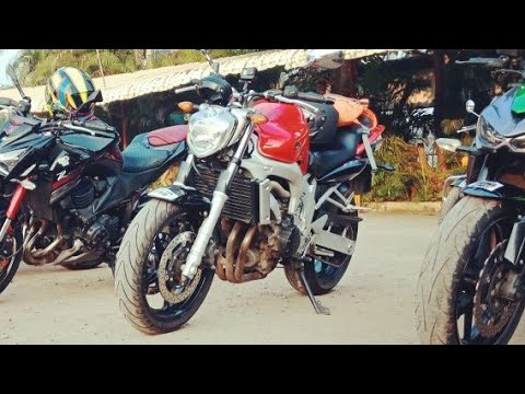 Fz6 The Sweet Sounding Inline 4 engine