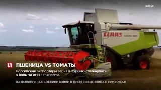 Российские экспортеры зерна в Турцию столкнулись с новыми ограничениями