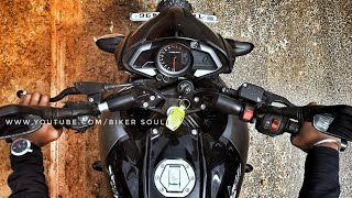 "BAJAJ Pulsar 200NS 2018 edition  New member ""Definitely Male""  vlog21 by biker soul"