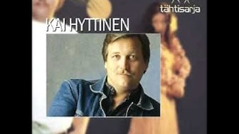 Kai Hyttinen - Nosta lippu salkoon (Tie A  Yellow Ribbon Round The Old Oak Tree)