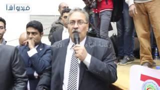 بالفيديو : الجمعية العمومية غير العادية لنقابة صيادلة مصر