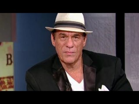 Actor Robert Davi on supporting Donald Trump