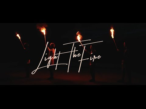 Sunrise In My Attache Case 『Light The Fire』 Music Video