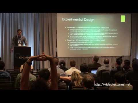 Improving Deep Neural Network Design For New Text Data Representations