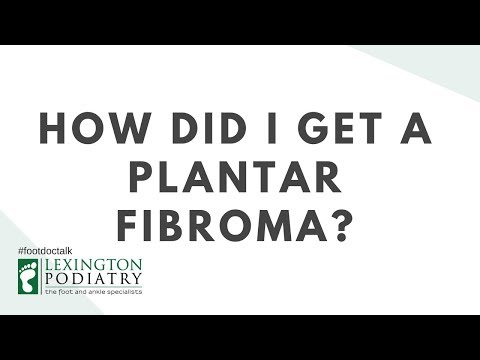 Plantar Fibroma Treatment Information And Solutions
