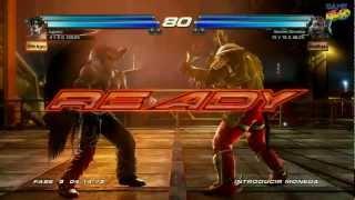 Video Análisis: Tekken Tag Tournament 2 [HD]