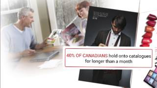 The new machineable Mini-catalogue from Canada Post
