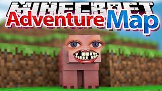 MAPA asta e IMPOSIBIL de TERMINAT - Minecraft: Come Find Me !
