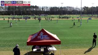 2016 National League - G17 - Thurs - F2 - 10am - FC Virginia v Princeton SA