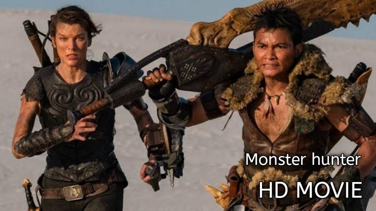 Download Monster Hunters 2020 720p BluRay H264 AAC RARBG