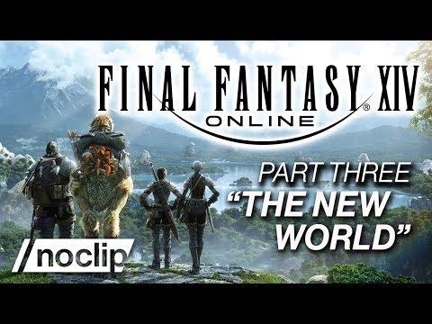 "FINAL FANTASY XIV Documentary Part #3 - ""The New World"""
