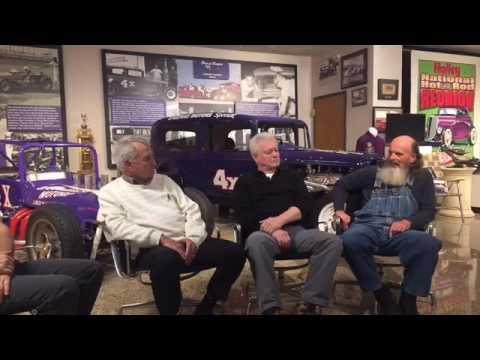 Racer Appreciation Week- Facebook Live Speedway History