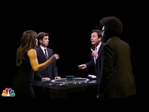 Catchphrase with Jennifer Garner and John Mulaney