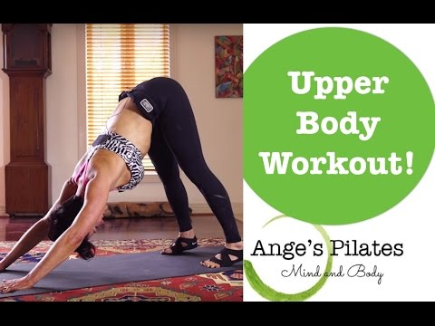 Pilates 30 Minute Upper Body Workout