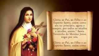 Santa Teresinha - Novena das rosas