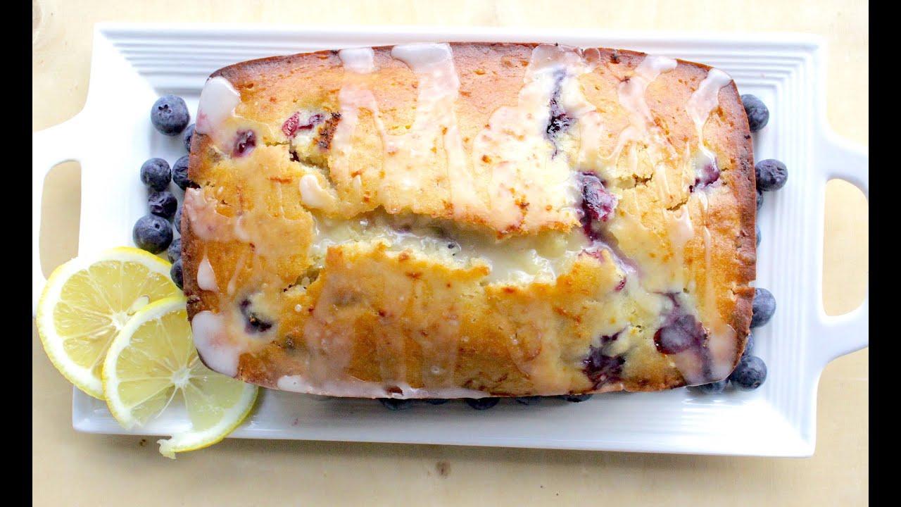 Trisha Yearwood Blueberry Lemon Bread Made Vegan Amazing Vegan
