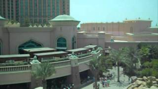 DUBAI - Palm Jumeirah Monorail.wmv