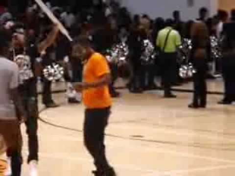 Miami Carol City Senior High School Pep Rally 9/20/13 P.2