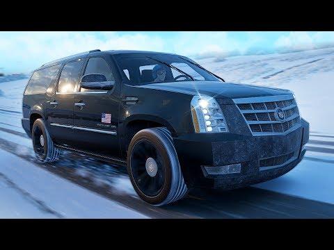 CADILLAC VAN DE FBI !? - Forza Horizon 4 thumbnail
