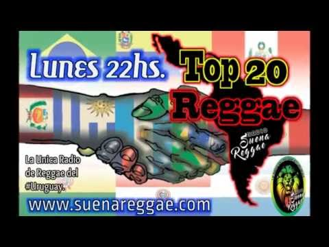Top veinte reggae LatinoAmerica de Radio Suena Reggae