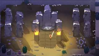 Songbringer The Trial of Ren Gameplay (PC game)