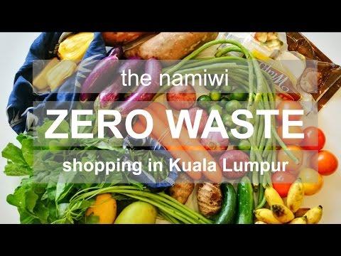 Shopping Zero Waste in Kuala Lumpur!