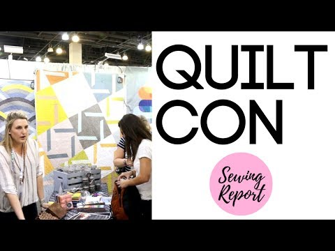 QuiltCon West 2016: Insider Look at Modern Quilt Guild Event