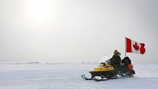 Canada to lay claim to north pole
