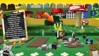 🐝5x POLLEN ZDARMA= FARMENÍ MEDU!! 👌😄🍯🌸 / ROBLOX / [P. T. R.] Bee Swarm Simulator / jurasek05