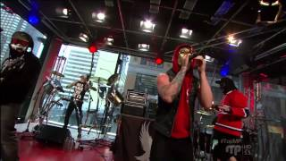 """Young""  Hollywood Undead  Live  MusiquePlus  Montreal Canada"