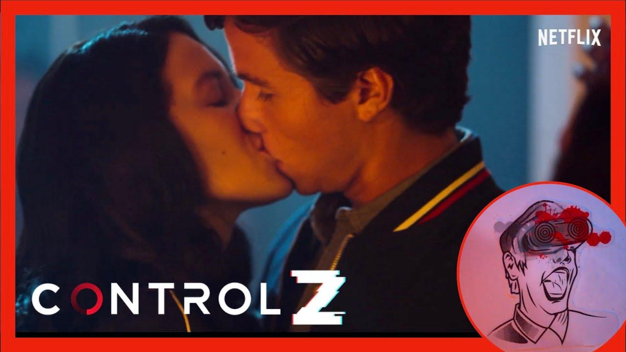 CONTROL Z - Crítica - Netflix | Michael Ronda, Ana Valeria Beceril, Yankel Stevan