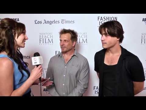 Logan Huffman  2013 Newport Beach Film Festival