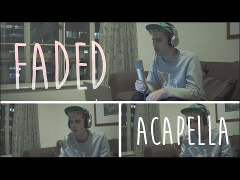 "Alan Walker ""Faded"" - Hotel Acapella Session"