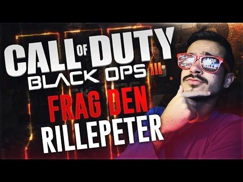 Call of Duty BLACK OPS 3 : Frag den Rille Peter #2 [FACECAM] - HARDCORE BABY !!